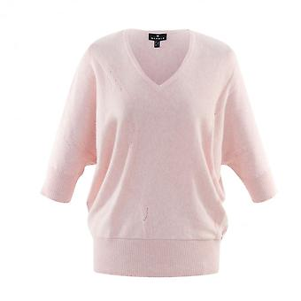 MARBLE Marble Pink Sweater 6106
