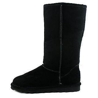 ベアポー レディース エル背の高いクローズドつま先ふくらはぎ寒さブーツ
