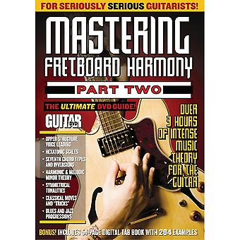 Guitar World: Mastering Fretboard Harmony, Seconda Parte