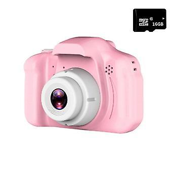 Real Mini Camera 2 Inch Hd Screen Digital Camera Kid Toy