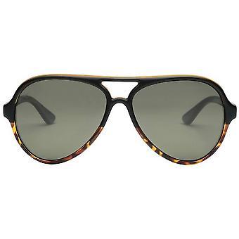 Electric California Elsinore Sunglasses - Dark Tortoise Shell/Polarised Shell