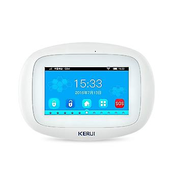K52- Touch Screen, Wifi Gsm, Tft Display For Home Alarm System, Security
