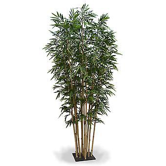 Árvore de bambu artificial deluxe 400cm na placa
