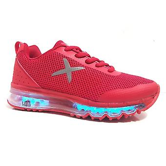 Men's Shoes Women's Sneaker Wize & Ope With Red Multicolor LED Us17wo02