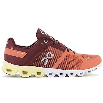 ON Running Cloudflow - Men's Running Shoes Orange 25.99783 Sneakers Sports Shoes