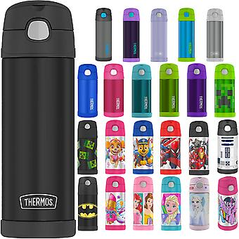 Thermos Kid's Funtainer Vacuum Insulated Stainless Steel Water Bottle
