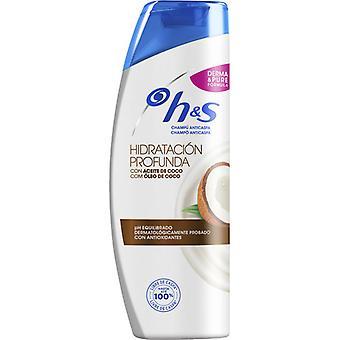 H&S Shampooing hydratant profond à la noix de coco 275 ml