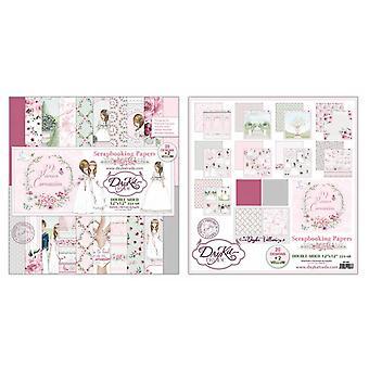 DayKa Trade Mi Primera Comunión Niña 12x12 Inch Paper Pack