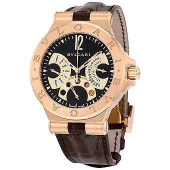 Bvlgari Diagono Day-Date Automatic Men's Watch 102026