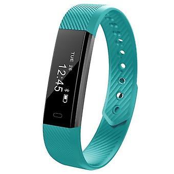 Smart Bracelet Fitness Tracker Smart Wristband Pedometer Compatible Smartband