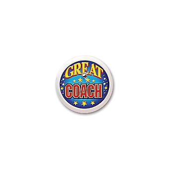 Gran botón de parpadeo del entrenador (paquete de 6)