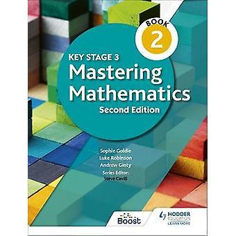 Key Stage 3 Mastering Mathematics Book 2