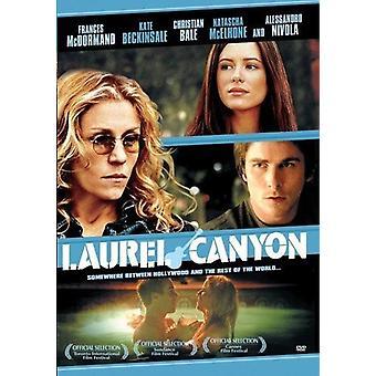 Laurel Canyon [DVD] USA import