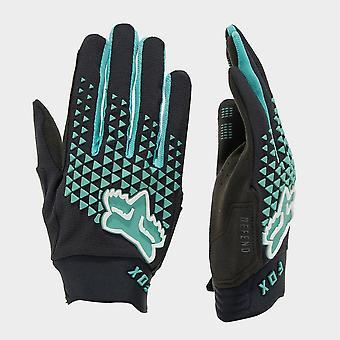New Fox Men's Defend Gloves Black