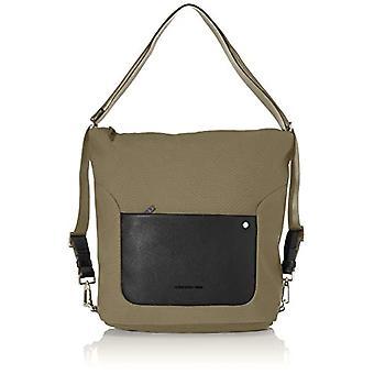 Mandarin Duck Camden, Crossbody Bag Dames, Groen (Soldier), 32x37x14 cm (B x H x L)