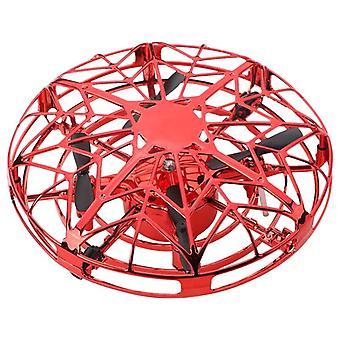 Mini Hélicoptère RC UFO Dron Aircraft Hand Sensing Infrarouge RC Quadcopter Électrique| Hélicoptères RC