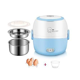Rice Cooker, Thermal Heating Electric Lunch Box, Food Steamer, Cooking