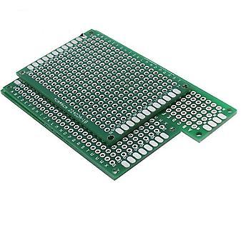 二重側銅プロトタイプPcbファイバーグラスユニバーサルボード Arduino