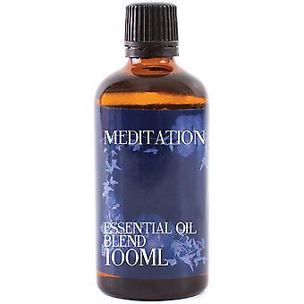 Mystic Moments Meditation - Essential Oil Blends 100ml
