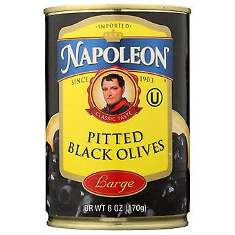 Napoleon olivy zrelé pitted veľké, prípad 12 X 6 Oz