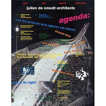Agenda JDS Architects Můžeme udržet naši schopnost krize editován Jesse Seegersem & Editován Benedict clouette & Edited by Julien De Smedt
