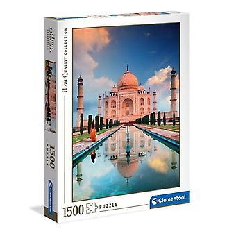 Clementoni Taj Mahal Puzzle de haute qualité (1500 pièces)