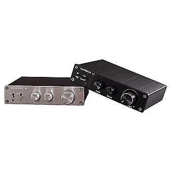 PJ.MIAOLAI A1 2x100W bluetooth 5.0 Bass Tone Stereo Lossless HIFI Amplifier