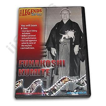 Legends Series Funakoshi Kumite #1 Dvd -Vd6787A