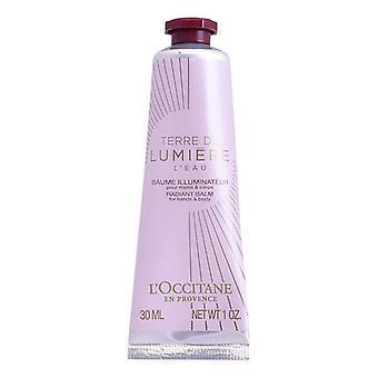 Crema de manos Terre de Lumiere L occitane Bálsamo (30 ml)