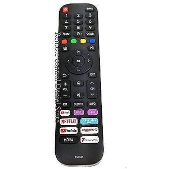 أجهزة التحكم عن بعد en2a30 لhisense الذكية 4K التلفزيون التحكم عن بعد 55ae7400f