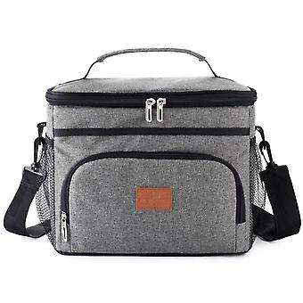 Lunch Bag (15l) Isolierte Lunch Box Soft Cooler Cooling Tote