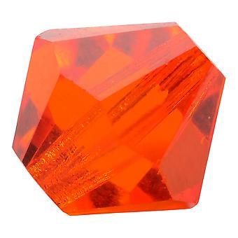 Preciosa Czech Crystal, Bicone Bead 8mm, 12 Pezzi, Giacinto
