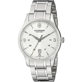 Victorinox Men's Alliance White Dial Watch - 241476