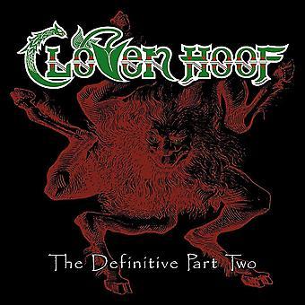 Cloven Hoof - The Definitive Part Two Vinyl