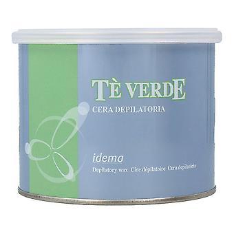 Kroppshårborttagning Vax Idema Kan Grönt Te (400 ml)