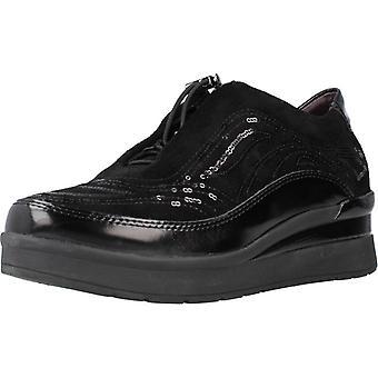 Stonefly Zapatos Confort Cream 21 S Color 000
