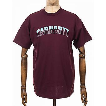 Carhartt WIP District T-shirt - Shiraz/raam