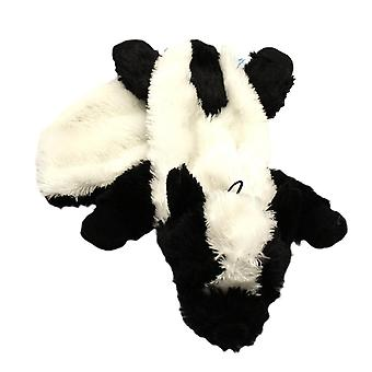 Dog toys happy pet unstuffed skunk character soft dog toy