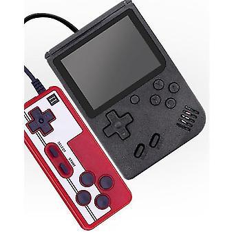 Consoles de jeux vidéo joueur de jeu construit en 400 jeux rétro relax jouet dans le temps libre soutenir deux