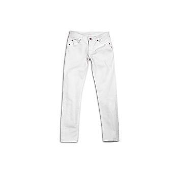 Jesus Jeans bukser 5 baklommer 739 WH kvinne 4001US0