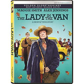 Lady in the Van [DVD] USA import