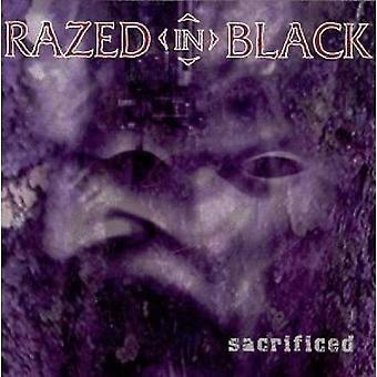 Razed in Black - uhrata [CD] Yhdysvallat tuoda
