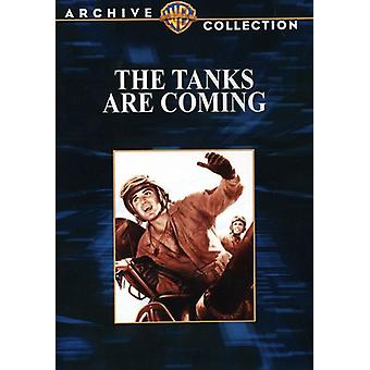 Tanks Are Coming [DVD] USA import