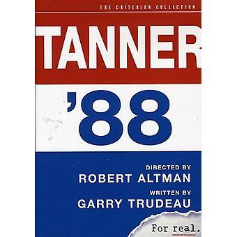 Tanner 88 [DVD] USA import
