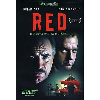 Röd [DVD] USA import