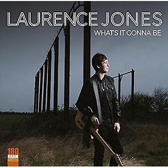 Laurence Jones - What's It Gonna Be [Vinyl] USA import