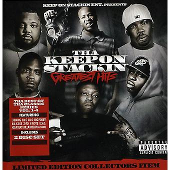 Lil C - Keep on Stackin Greatest Hits [CD] USA import
