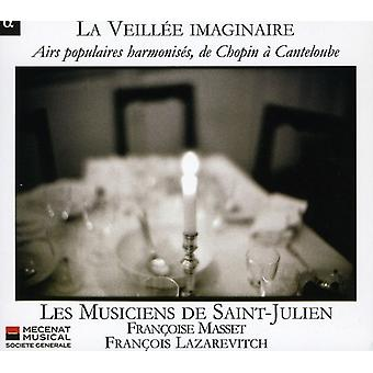 Les Musicien - La Veill E Imaginaire [CD] USA import