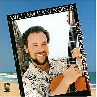 William Kanengiser - Caribbean Souvenirs [CD] USA import