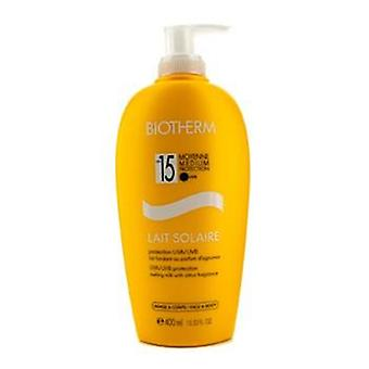 Biotherm Lait Solaire Spf 15 Uva/uvb Protection Melting Milk - 400ml/13.52oz